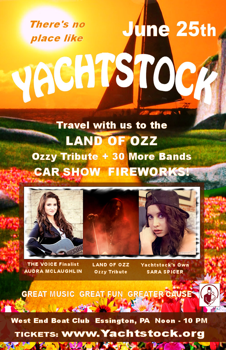 Yachtstock 2016 - 30 Bands Car Show & Fireworks